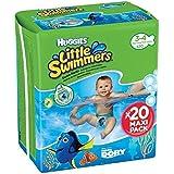 Huggies Little Swimmers - Bañadores desechables, talla 3 - 4 (7-15 kg), 20 unidades