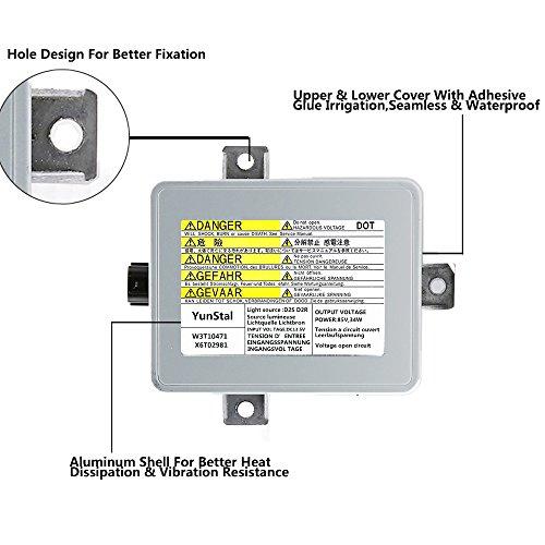 Xenon HID Headlight Ballast Control Unit Module With Fast