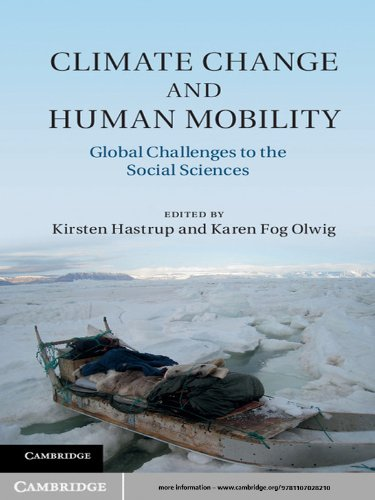 Download Climate Change and Human Mobility Pdf