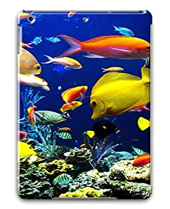 iPad Air Cases & Covers -Tons Of Fish Custom PC Hard Case Cover for iPad Air