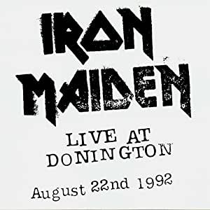 Live at Donington - August 22 1992
