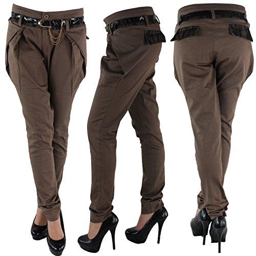 Sotala - Pantalón - para mujer marrón