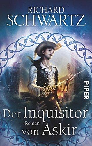 Der Inquisitor von Askir: Die Götterkriege 5