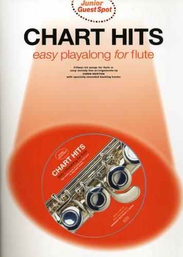 Chart Hits: Junior Guest Spot for Flute (Junior Guest Spot)