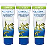 Remedy with Olivamine Nutrashield - 4 Ounce Tube - Pack of 3