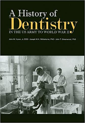 A History of Dentistry in the U.S. Army to World War II ...