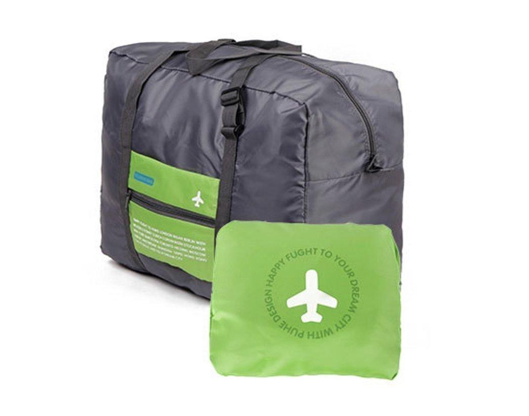 PETRICE Waterproof Fabric Foldable Large Capacity Storage Luggage Bag