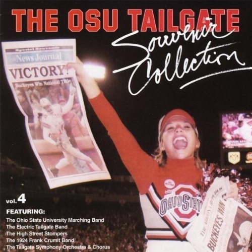 Carmen Ohio - In honor of the OSU National Champion Football - Tailgate Music Football