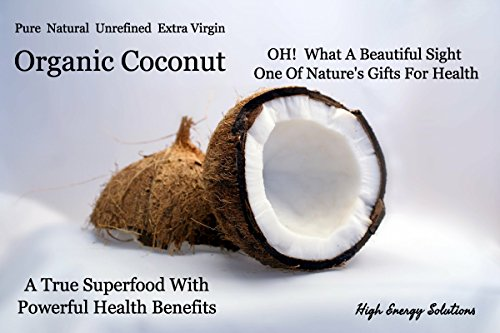HIGH ENERGY SOLUTIONS Organic Coconut Oil Capsules Supplement Max Strength 2000mg! 120 Non-GMO Softgels For Ultimate Bioavailability And Absorption - Rich In MCFA and MCT by HIGH ENERGY SOLUTIONS (Image #3)