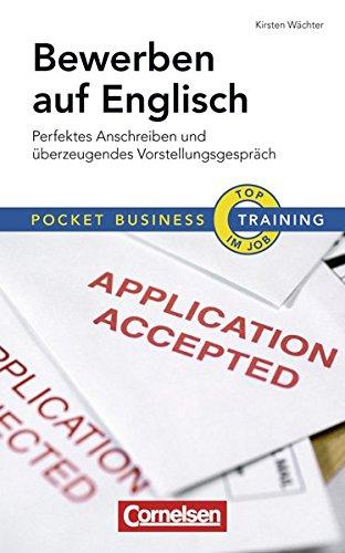 Training Bewerben auf Englisch