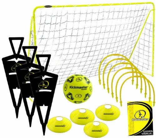 Kickmaster Ultimate Football Challenge - Yellow/Black