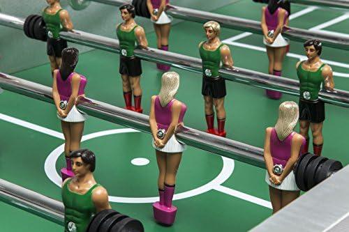 Kare 78861 futbolín Girls VS Boys, Silver: Amazon.es: Hogar
