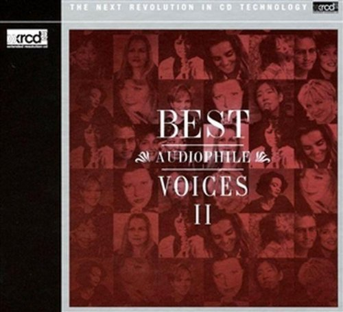 Best Audiophile Voices Vol. II (XRCD Master)