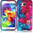 For Samsung Galaxy Alpha G850F Design - Butterfly Bliss