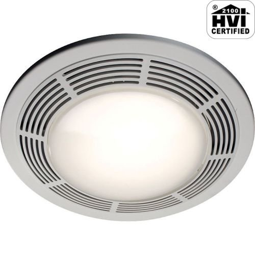 Nutone 70 Cfm Ceiling Exhaust Bath Fan W Night Light And: Nutone 8663RP Decorative Deluxe Fan/Light/Night Light W
