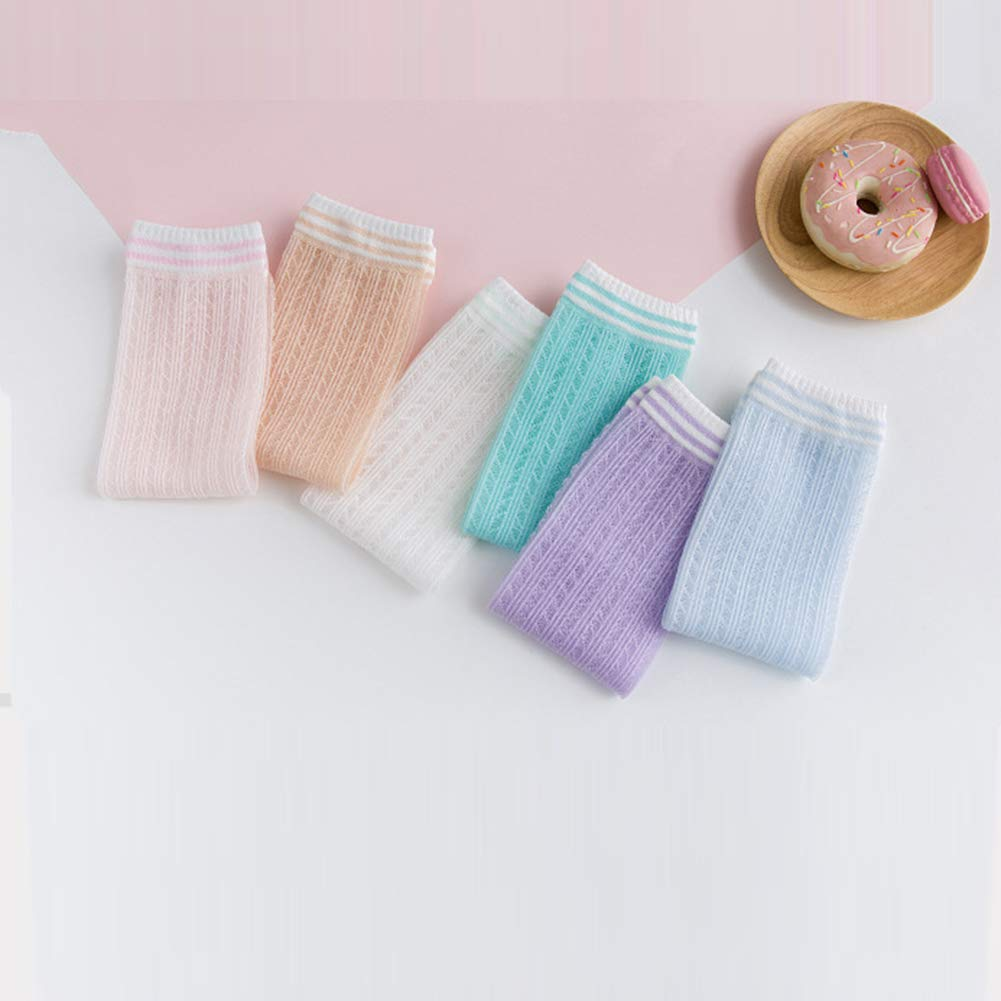 Ultra-thin Breathable Mesh Infant Baby Anti-mosquito Summer Cotton Long Socks ruiycltd