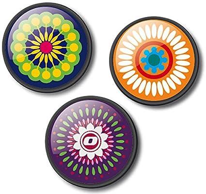 Nikidom Roller Chapas (Mandala)