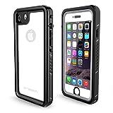 OTBBA iPhone 7/8 Waterproof Case,IP68 Certified Waterproof Shockproof Snowproof Dirtproof Full Body Protective