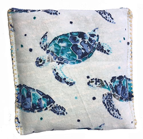 Sea Turtles 2 Boo-Boo Bags Hot/Cold Packs Reusable Ouchee He