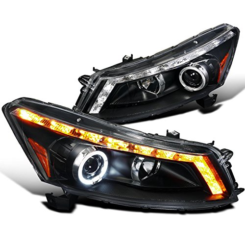 Spec D Tuning 2LHP ACD084JM TM Projector Headlights