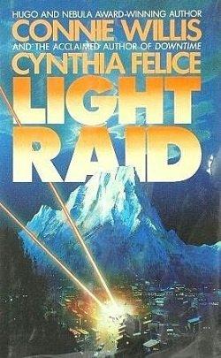 book cover of Light Raid