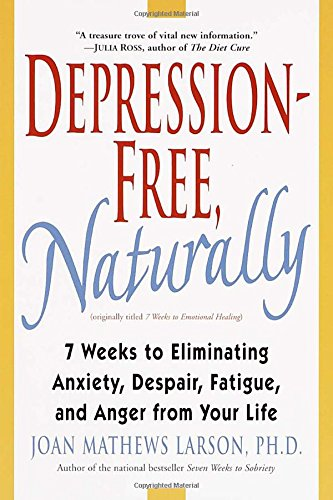 Depression Free Naturally Eliminating Anxiety Despair product image