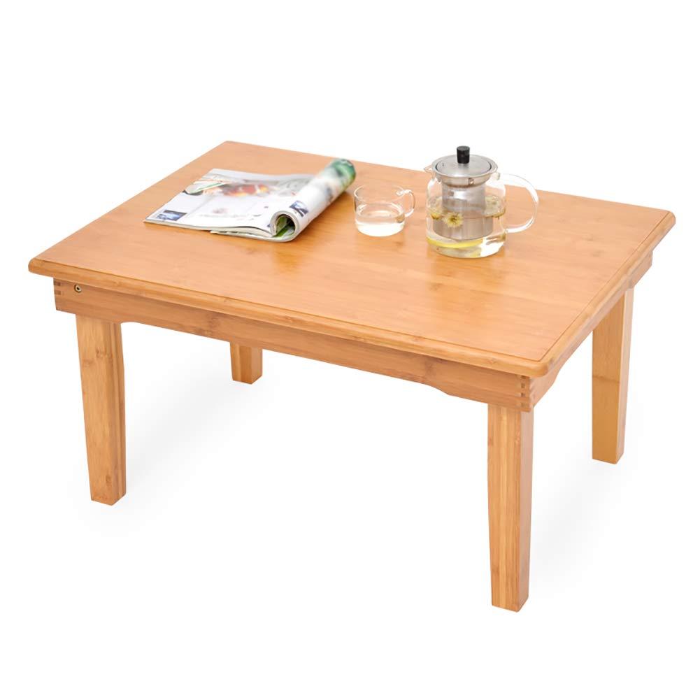 YXX- リビングルーム小型木製折り畳みダイニング&コーヒー&ティーテーブルポータブルスクエア木製コンピューターデスク (サイズ さいず : 70x50x37cm) B07GRM6275   70x50x37cm