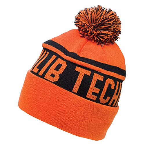 Lib Tech 'Pom Beanie' Orange one Size ()