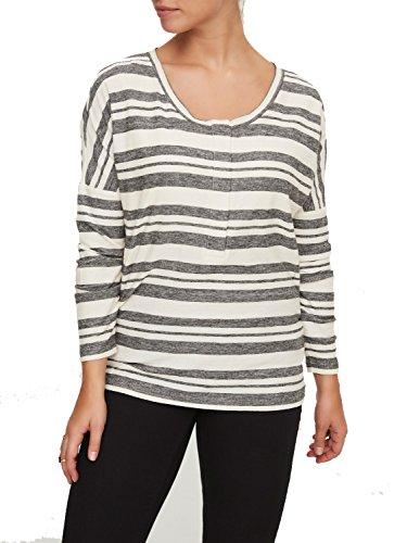 Mamalicious - Camiseta de manga larga - Rayas - para mujer