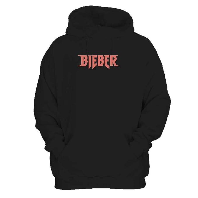 Justin Bieber utilizar con Tour Bieber sudadera con capucha: Amazon.es: Ropa y accesorios