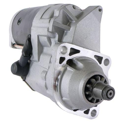 DB Electrical SND0363 Starter For John Deere Combine Picker Crawler Loader 1450 CWS 1550 7455 7460 9935 450G 455G 550G 555G 650G 324H 330B 335 335C 344H 344J 430B 435 435C 437C 6700 4990 3.9 MARINE