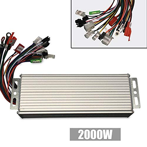 SOFEDY Brushless Powerful Motor Speed Controller Regulator for E-Bike Electric Bicyle Scooter Parts Accessaries Durable Waterproof 48-72V 2000W