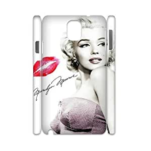 VNCASE Marilyn Monroe Phone Case For samsung galaxy note 3 N9000 [Pattern-6]