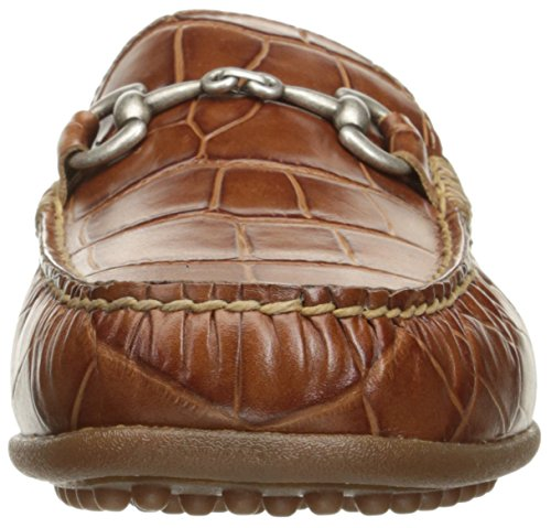 Trask Mens Dane Slip-on Loafer Scotch Coccodrillo Stampato