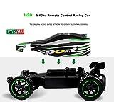 Remote Control Racing Car,Hemlock Baby Children Radio Road RC Racing Car Truck Toys (Green)