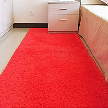 GRENSS FAMIFUN Mode Teppich Schlafzimmer verzieren weiche Bodenbelag ...