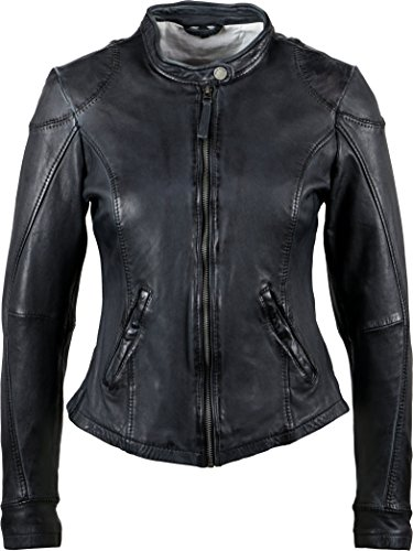 Nation Chaqueta Leanne Black 9000 para Freaky Mujer Negro wvqCAEd