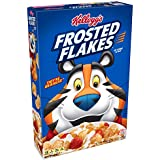Kellogg's Breakfast Cereal, Frosted Flakes, Fat-Free, 15 oz Box