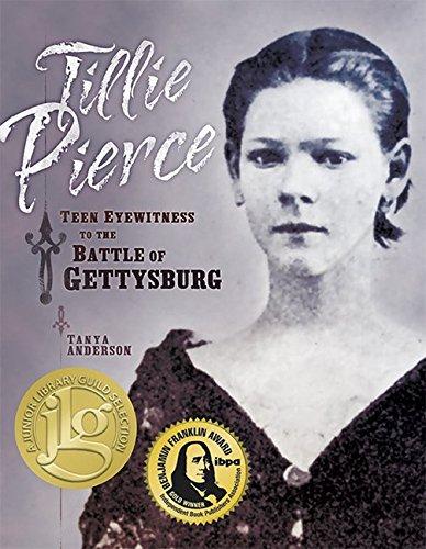 Tillie Pierce: Teen Eyewitness to the Battle of Gettysburg ebook