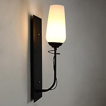 Industrielle Winddekoration Wand Lampe Weinlese/einfaches Amerikanisches  Glaswand Licht/kreatives Schlafzimmer Bett Einzelne Wohnzimmer