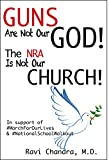 Image of Guns Are Not Our God! The NRA Is Not Our Church!: In Support of #MarchForOurLives & #NationalSchoolWalkout