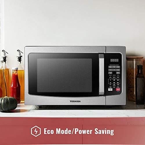 Toshiba EM131A5C-SS Microwave Oven image 3