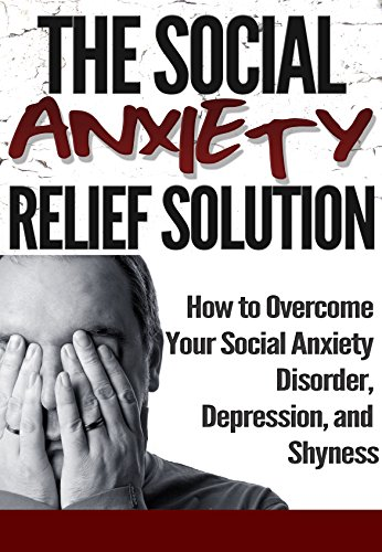 Social Anxiety Solution treatment Depression ebook product image