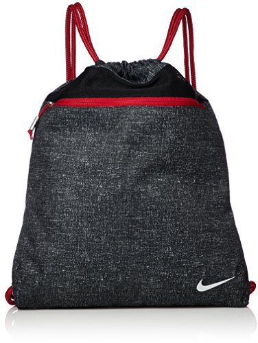 - Nike Sport Gym Sack III Golf Bag Black/Gym Red