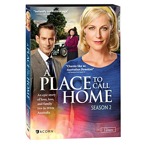 A Place to Call Home: Season 2 Boxed Set - 10 Episodes on 3 DVDs (Soap Global Balance)
