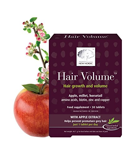 New Nordic Hair Pack Tablets product image