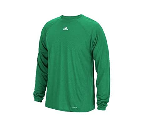 d24b1a71 Image Unavailable. Image not available for. Color: adidas Climalite Long  Sleeve Tee Men's ...