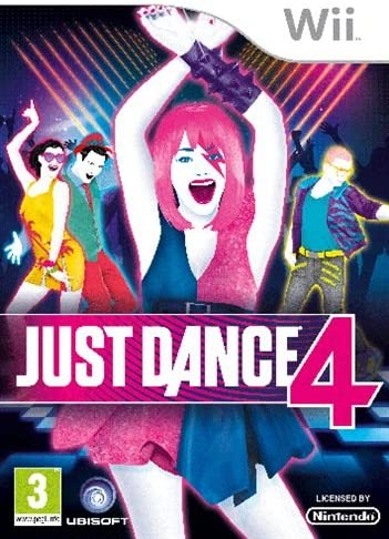 Just Dance 4 [Importación italiana]: Amazon.es: Videojuegos