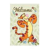 Russ Berrie 645532 Tigger Estate Flag