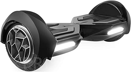 ROCKETX Hoverboard with Bluetooth Speaker LED Wheel B